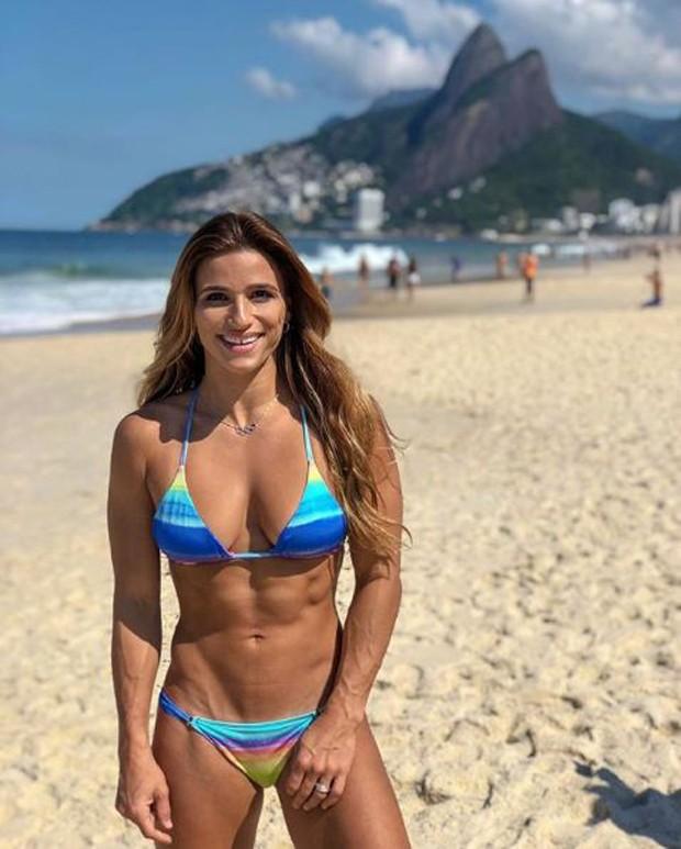 Jade Barbosa (Foto: Reprodução/Instagram)