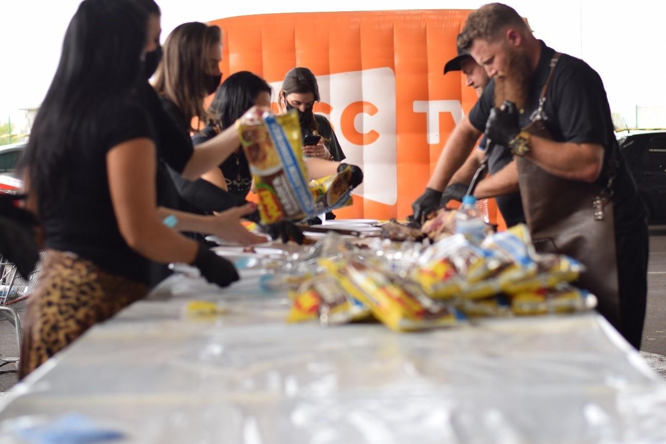 Semana Farroupilha: evento do Fort Atacadista é sucesso em Chapecó