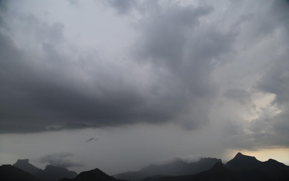 Ceará tem chuvas em 122 cidades nesta sexta, diz Funceme (Foto: Marcos Estrella)