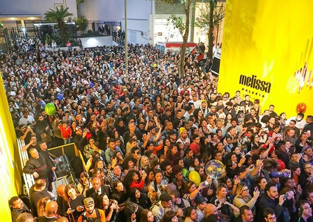 Show da Ludmilla (Foto: Ali Karakas/ Divulgação)
