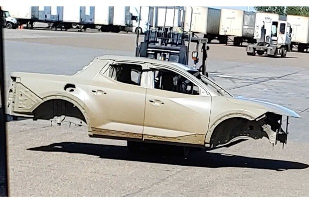Hyundai Santa Cruz (Foto: Reprodução)