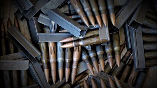 Novas regras liberam aquisição de até 5.000 munições por arma e por ano (Foto: Getty Images)