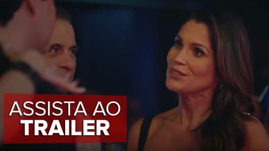 Flávia Alessandra estrela comédia romântica que mistura 'Ghost' e 'Quem vai ficar com Mary?'