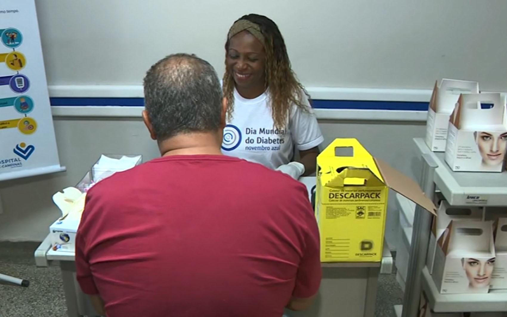 Hospital PUC-Campinas realiza exames gratuitos para prevenção contra diabetes - Notícias - Plantão Diário