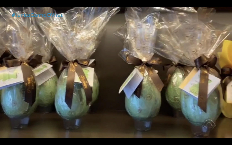 Fábricas de chocolate em Gramado continuam paradas uma semana antes da Páscoa