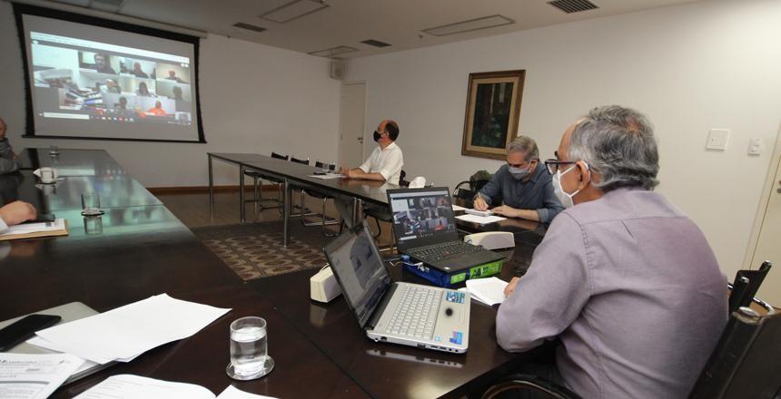 Câmara aprova projeto para que reuniões do Comitê Covid-19 de Juiz de Fora sejam transmitidas ao vivo