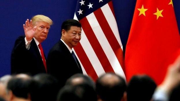 Guerra comercial EUA e China começou em meados de 2018 (Foto: DAMIR SAGOLJ/REUTERS via BBC)