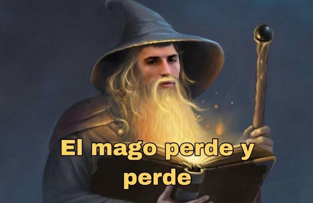 Torcida deu a Prior o apelido de mago (Foto: Reprodução/ Twitter)