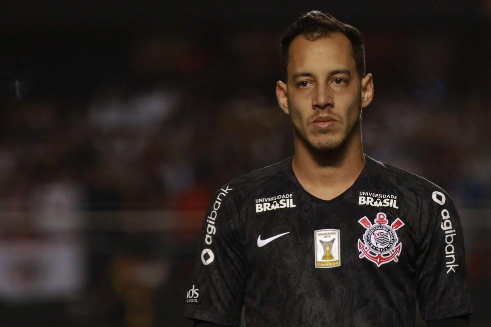 Rodriguinho estava nos planos do Flamengo — Foto  Ricardo  Moreira Fotoarena Estadão Conteúdo 474f43452b9ca