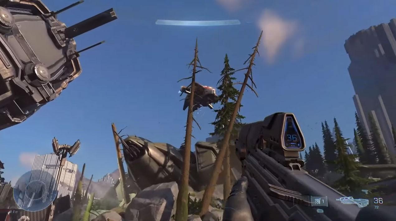 'Halo Infinite' ganha primeiro trailer com gameplay; ASSISTA