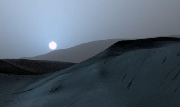 Marte em 3D - imagens divulgadas pela Agência Espacial Italiana (ASI)  (Foto: E.Simioni, G.Cremonese, INAF di Padova)