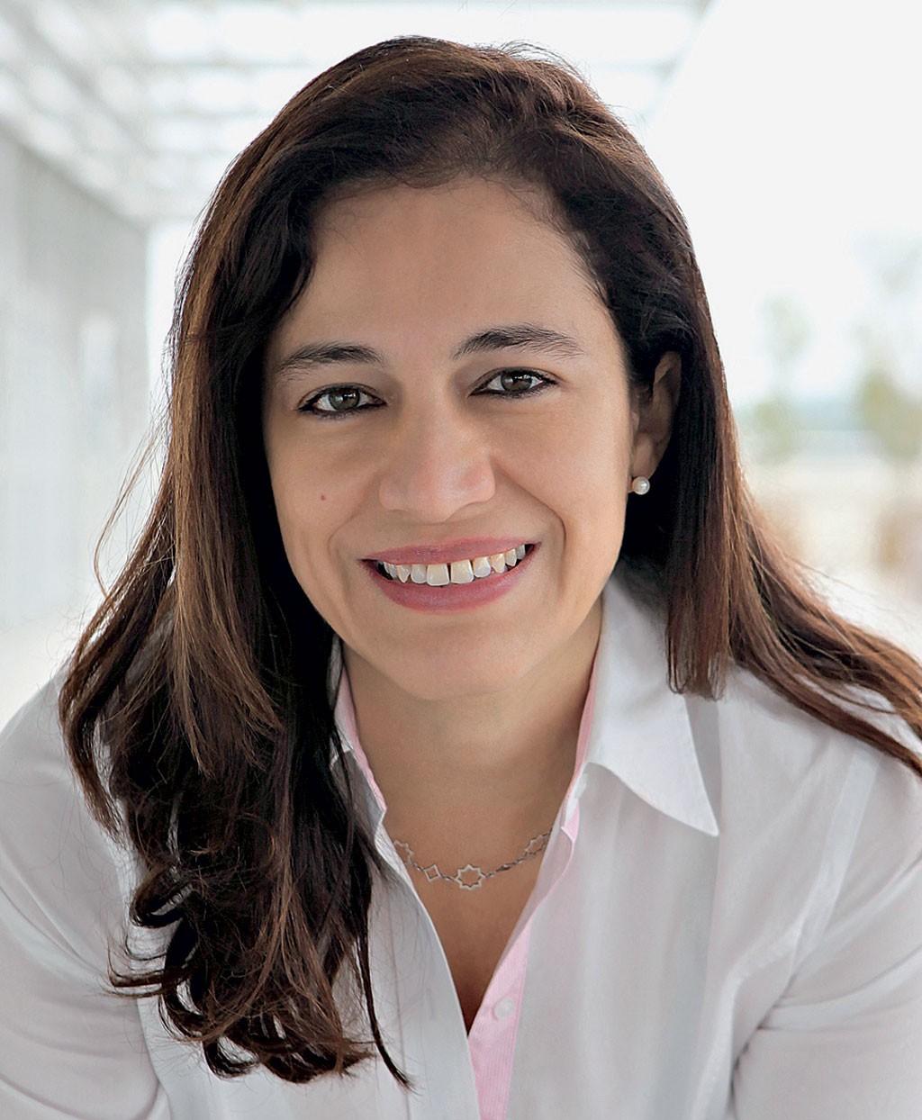 Sandra Boccia (Foto: Editora Globo)