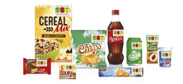 Modelo defendido pela indústria de alimentos e bebidas defende o uso do semáforo nutricional nos rótulos (Foto: ASSOCIAÇÃO BRASILEIRA DA INDÚSTRIA DE ALIMENTOS)