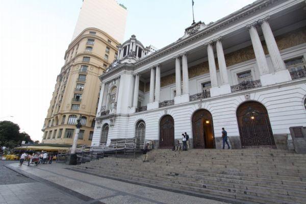 A Câmara Municipal do Rio
