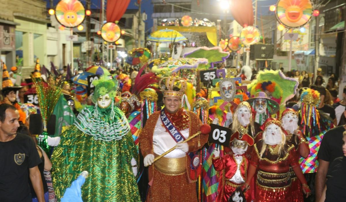 São João da Barra, RJ, está com inscrições abertas para concursos carnavalescos