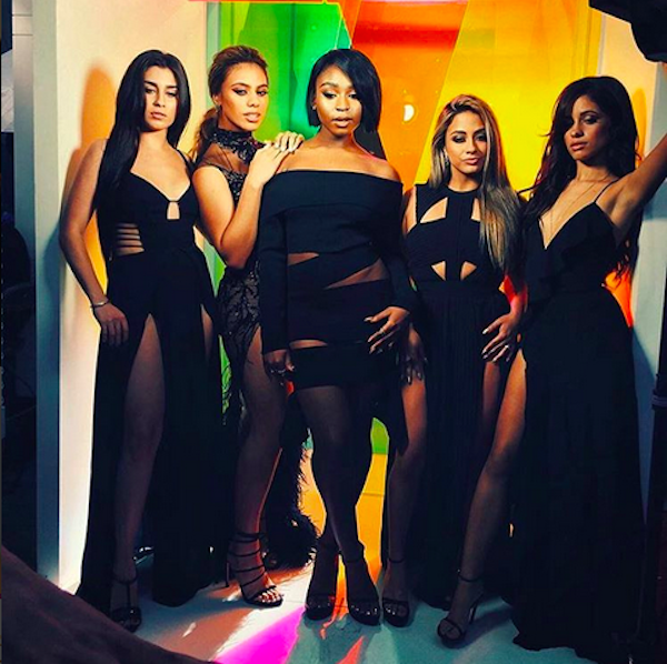 As cantora do grupo Fifth Harmony (Foto: Instagram)