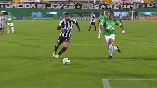 Melhores momentos de Chapecoense 0 x 0 Santos