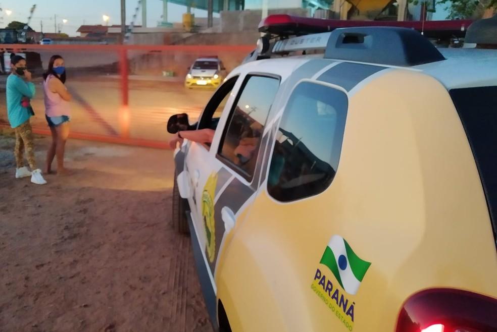 Acidente aconteceu em uma empresa do distrito de São Lourenço — Foto: Valério Batista/Noti-cia