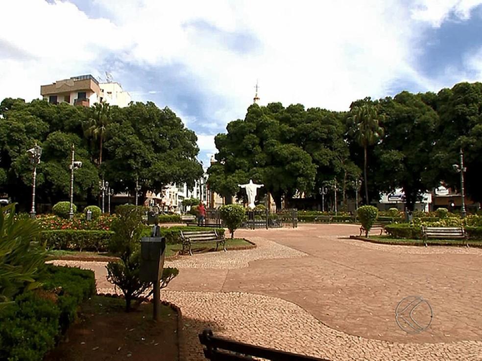 Ubá foi a cidade da Zona da Mata com maior taxa de crescimento populacional (Foto: Reprodução/TV Integração)
