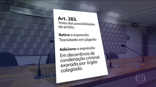 Proposta que permite prisão após 2ª instância avança na Câmara