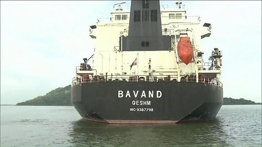 Petrobras se nega a abastecer navios iranianos por temer sanções dos EUA