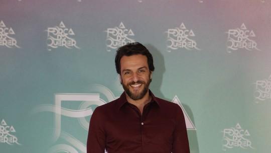 Rodrigo Lombardi contesta o título de galã: 'Sou exótico, e isso faz sucesso'