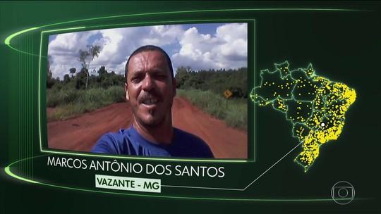Vazante, Várzea Alegre, Pinhalzinho, Loanda, Barra de Guabiraba, Machadinho e Caçu