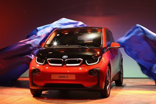 BMW i3 (Foto: Getty Images)