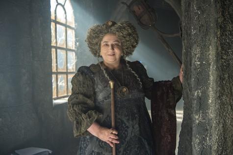 """Cristina Mutarelli como a Margô de """"Deus salve o rei"""" (Foto: Divulgação)"""