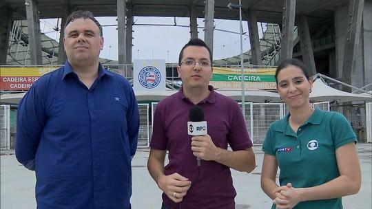 Do gramado às dúvidas: Resenha GE/PR analisa Bahia x Atlético-PR, pela Sul-Americana