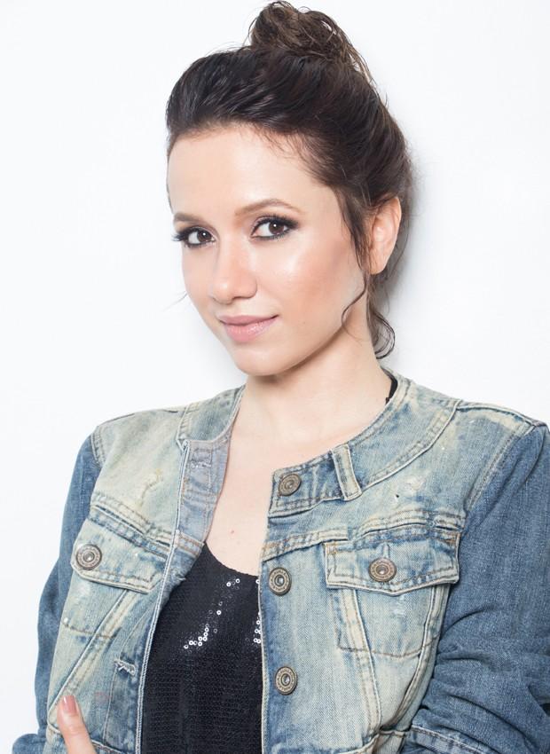 Cristina Lago (Foto: Sérgio Baia)