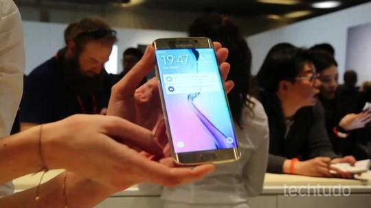 Samsung apresenta Galaxy S6, S6 Edge e mais lançamentos no MWC 2015