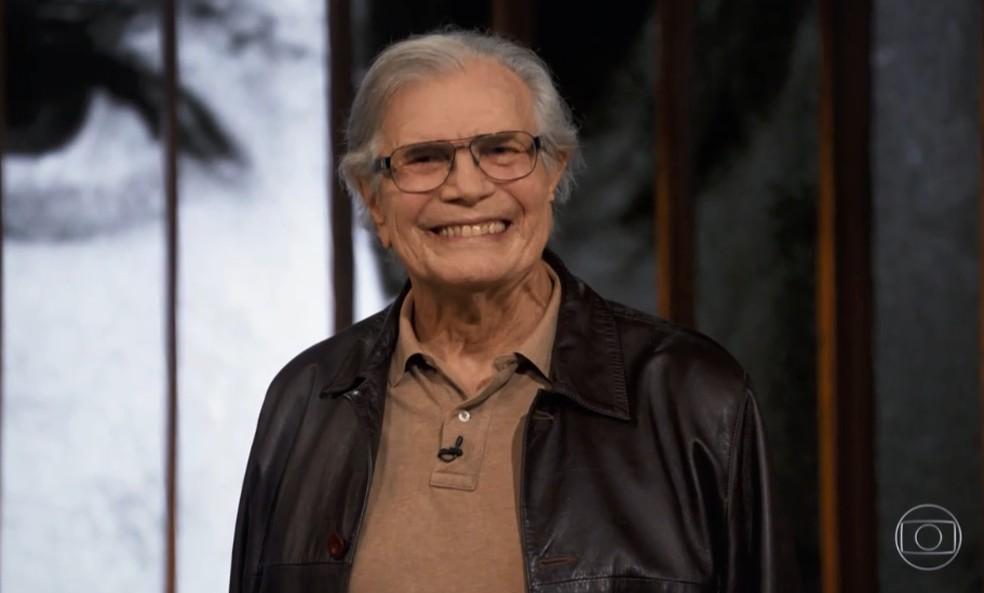 Tarcísio Meira morre aos 85 anos; relembre trabalhos na TV Globo em fotos e vídeos   Famosos   Gshow