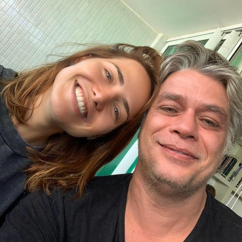 Letícia Colin homenageia Fábio Assunção: