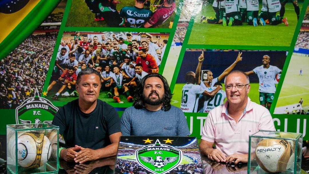 1c98e757dc De time de bairro a Rei do Norte  São Raimundo-AM completa 100 anos   relembre momentos