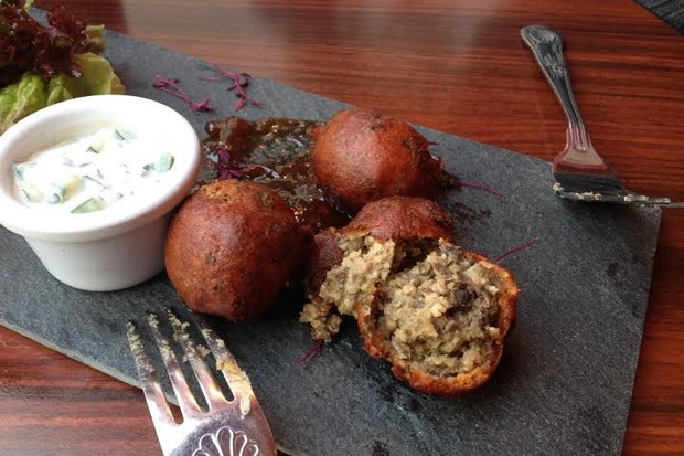 Haggis é o prato nacional da Escócia (Foto: divulgação)
