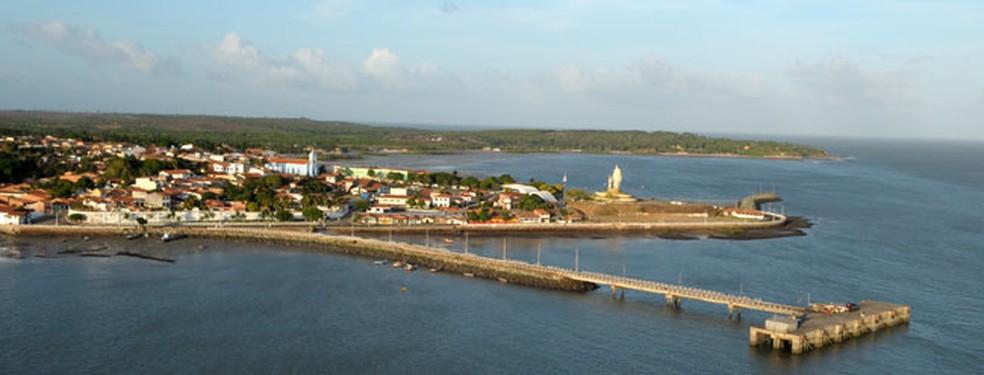 São José de Ribamar — Foto: Divulgação / Prefeitura de São José de Ribamar