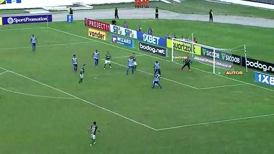 CSA até cria, mas gol não sai e ataque preocupa para sequência do Brasileiro