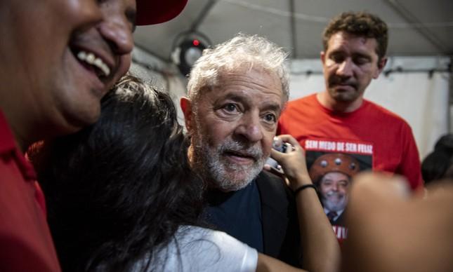 O que representa a saída de Lula da prisão