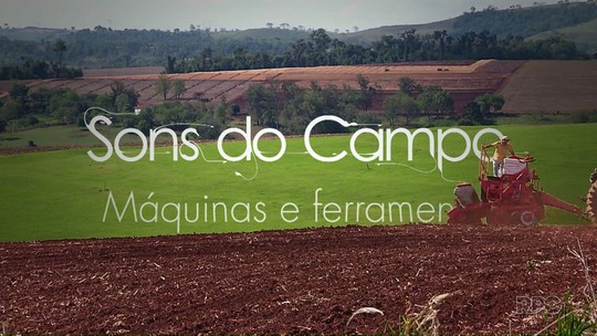 RPC vence prêmio nacional com reportagem da série 'Sons do Campo'