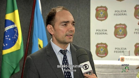PF deflagra operação no CE contra esquema de corrupção em 3 cidades