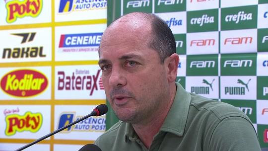 """Em rede social, Palmeiras questiona FPF por gol do Novorizontino e volta a chamar torneio de """"Paulistinha"""""""