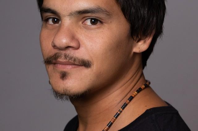 O ator Adanilo (Foto: Thiago Patrial)