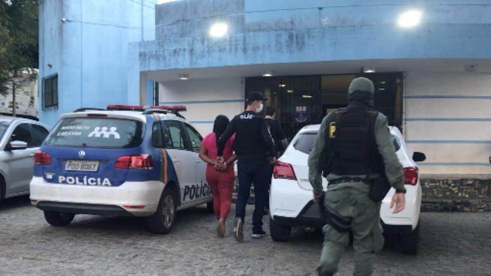 Operação Cela Dupla 2, em Garanhuns — Foto: Polícia Civil/Divulgação