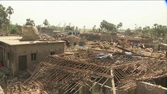 28 pessoas morrem em tempestade no Nepal