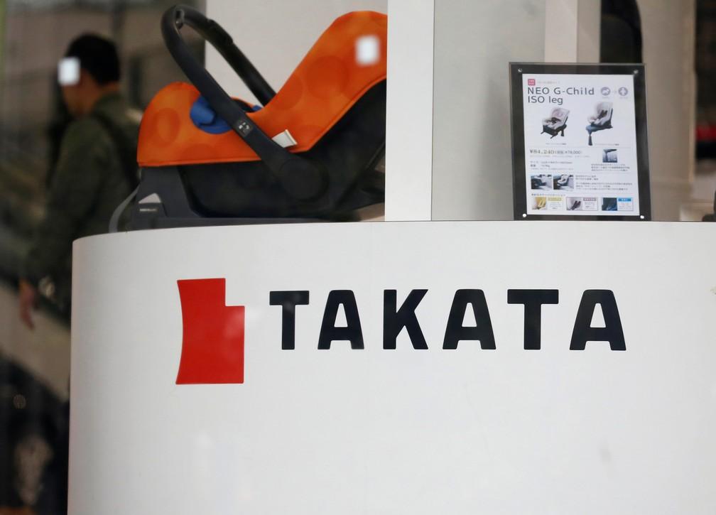Takata deve pagar US$ 1 bilhão nos EUA (Foto: REUTERS/Toru Hanai)