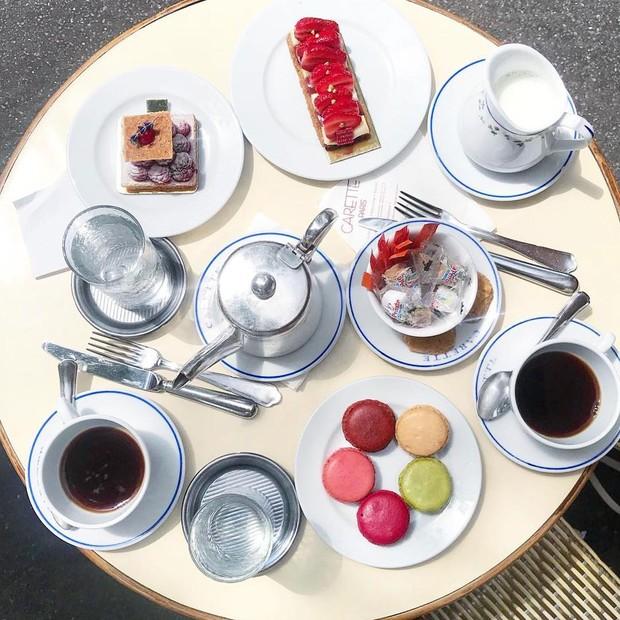 Delícias do Carette, em Paris (Foto: Reprodução/Instagram)