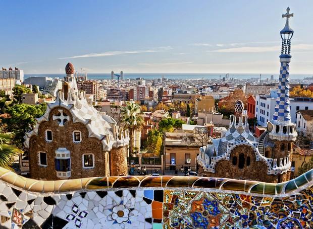 Barcelona - Espanha (Foto: Reprodução/ Youtube)