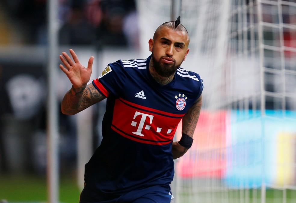 Arturo Vidal já foi especulado em outros clubes  (Foto: REUTERS/Ralph Orlowski)