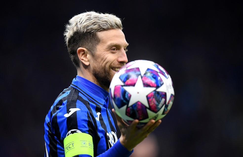 Destaque da Atalanta, Papu Gómez fica encantado com Cristiano ...